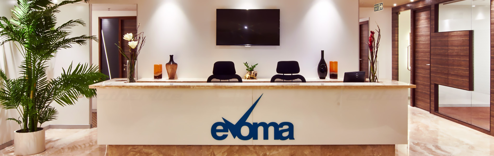 Evoma office space for rent in Marathahalli
