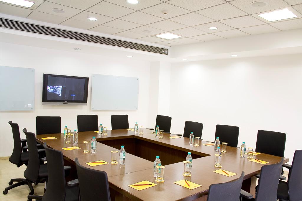 Boardroom at Evoma OMR