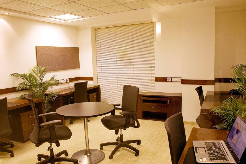 office in Evoma OMR