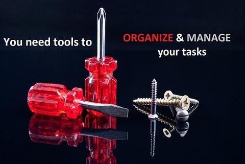 Tools for work life balance