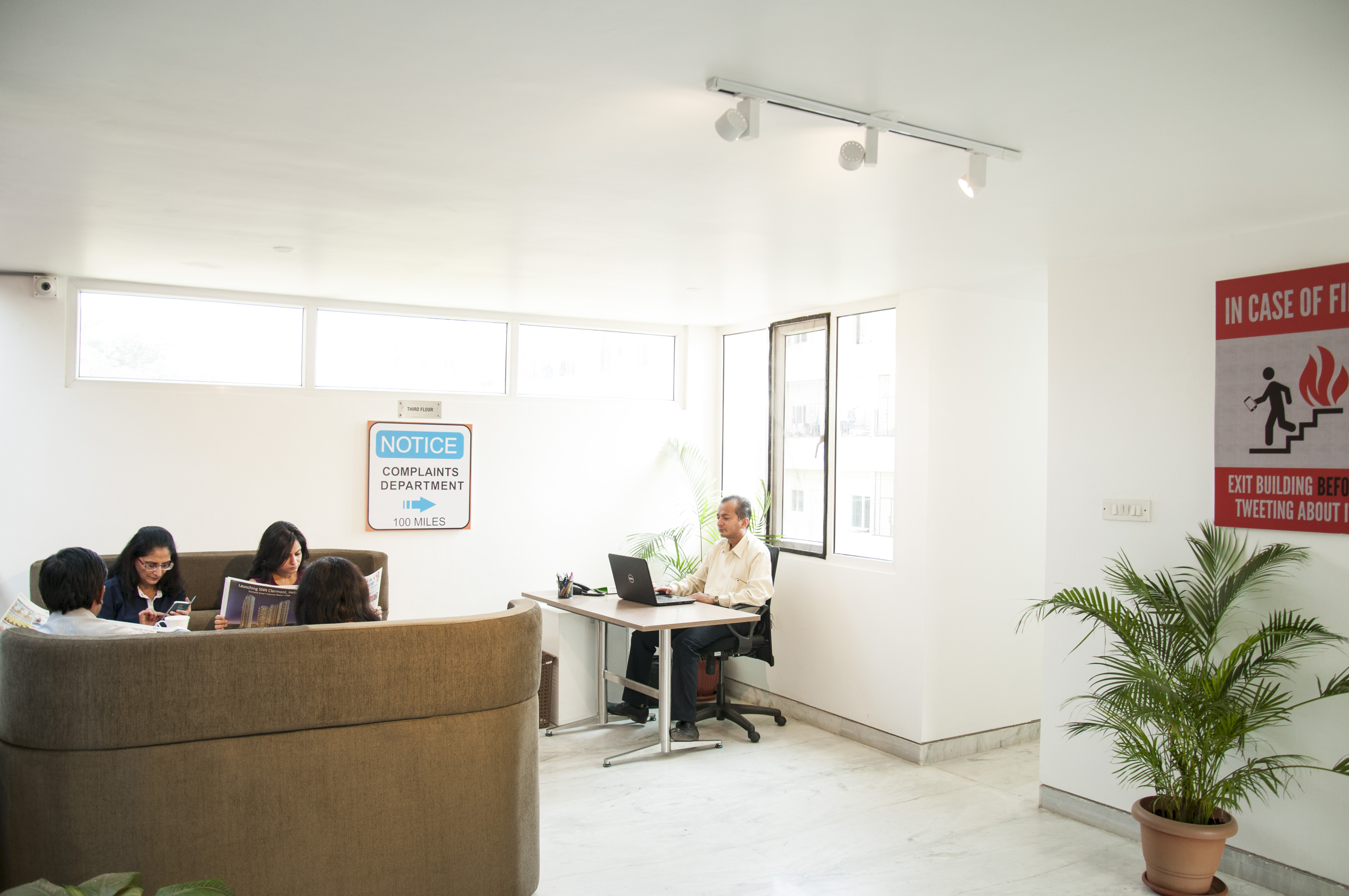 Coworking space for freelancers - Evoma
