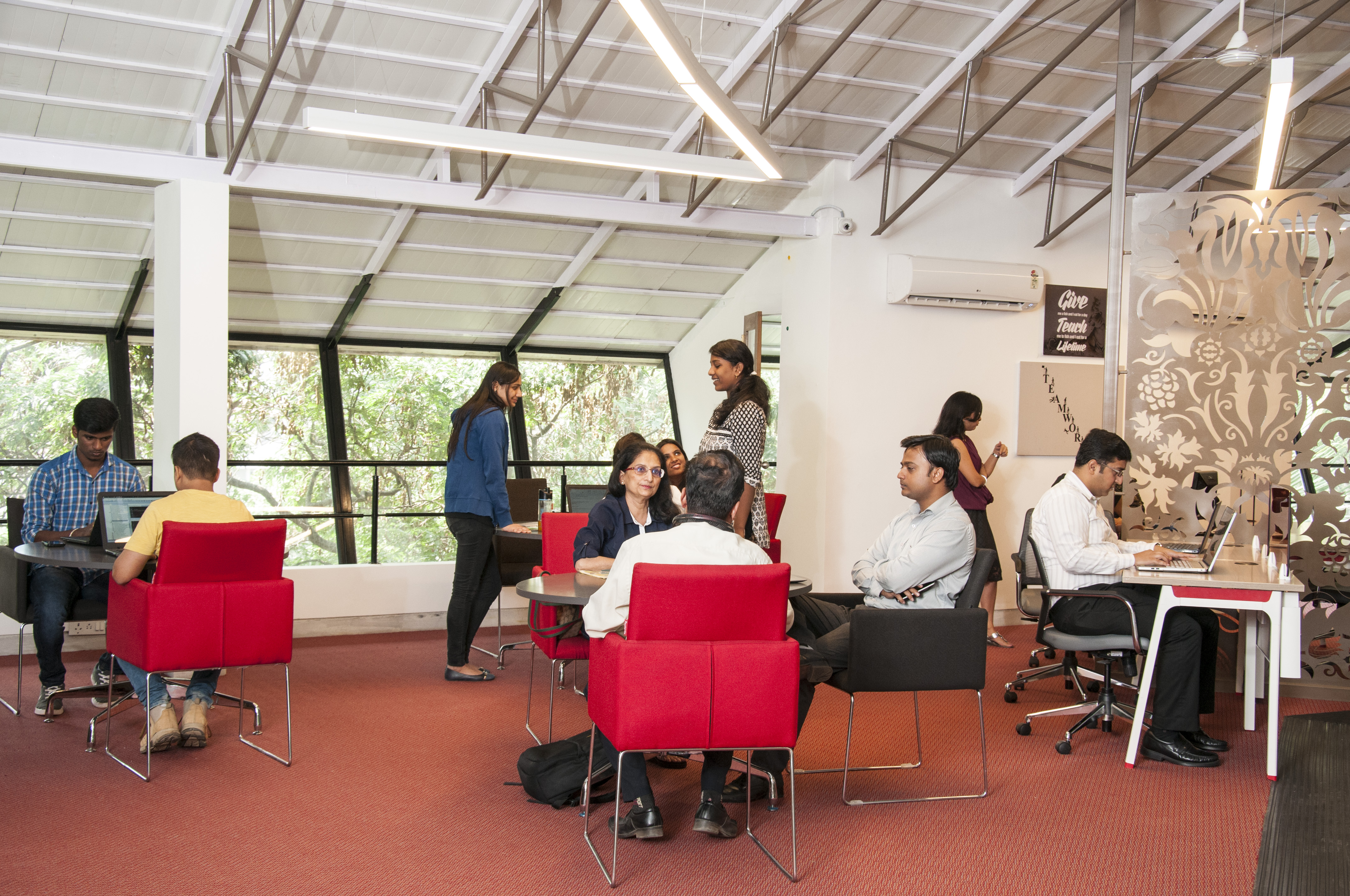 co-working space Evoma