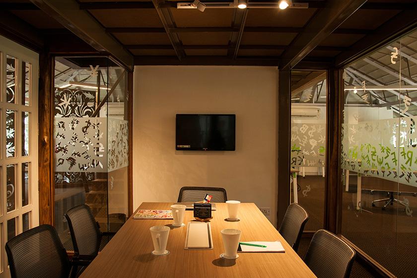 Evoma Borewell Road Meeting Room