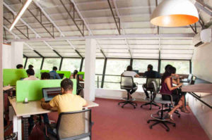 Evoma Coworking space in Bangalore