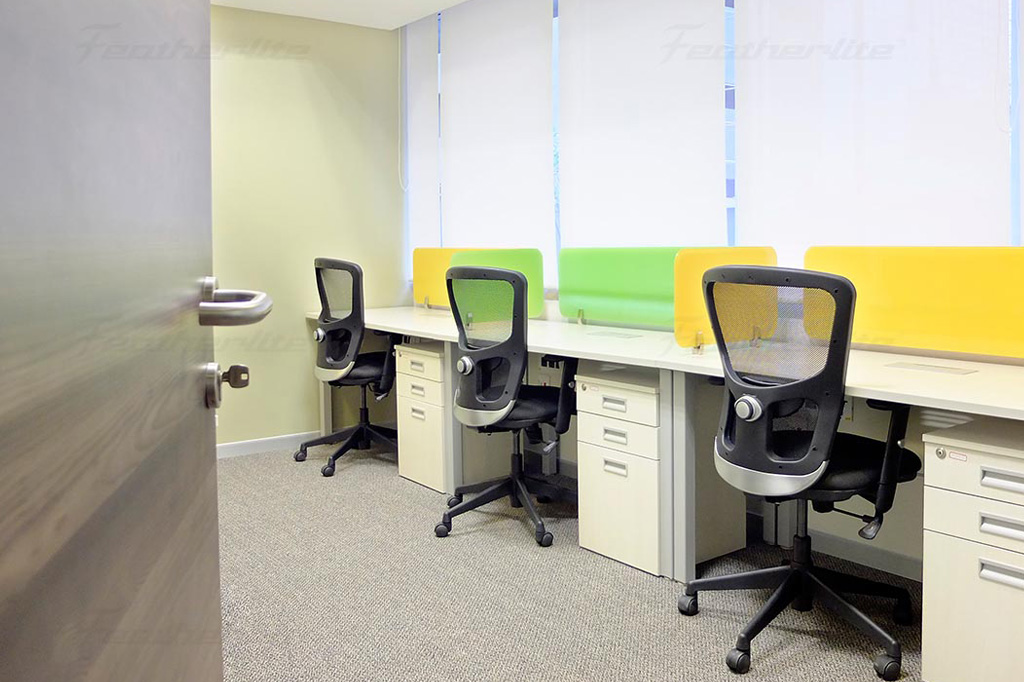 private offices at Evoma