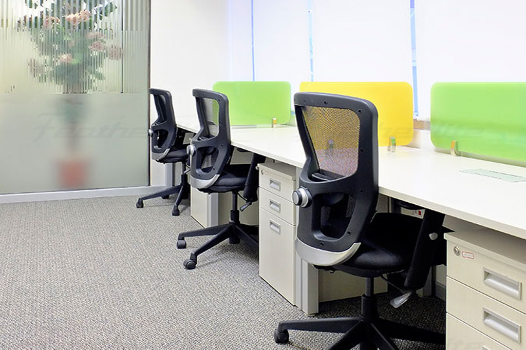 shared office desks in Bangalore