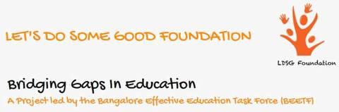 Bangalore Effective Education Task Force