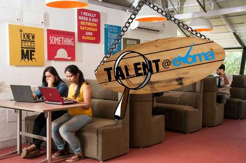 Find talent at Evoma coworking space
