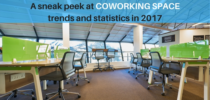 coworking trends and statistics