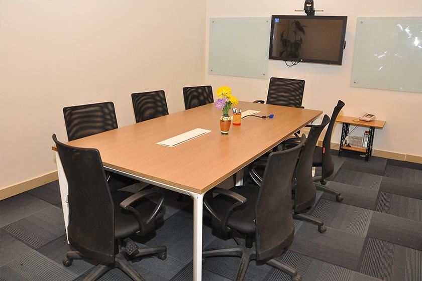 Evoma board room, Whitefield