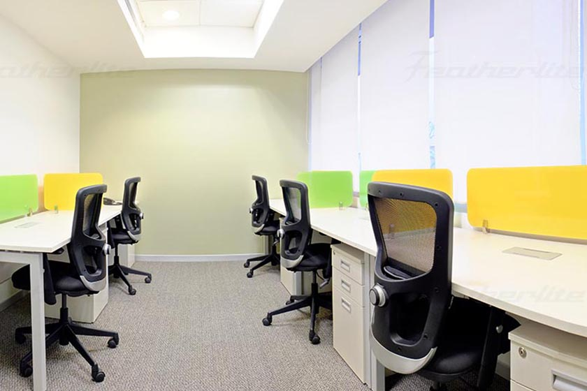 serviced office at Evoma