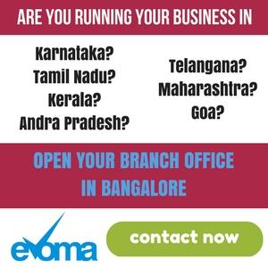 Open Bangalore branch office