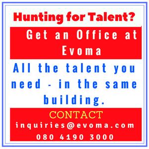 Find talent at Evoma Bangalore