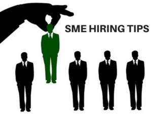 SME hiring tips