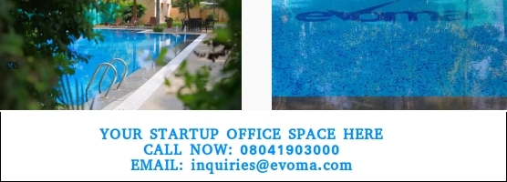 Evoma startup office space