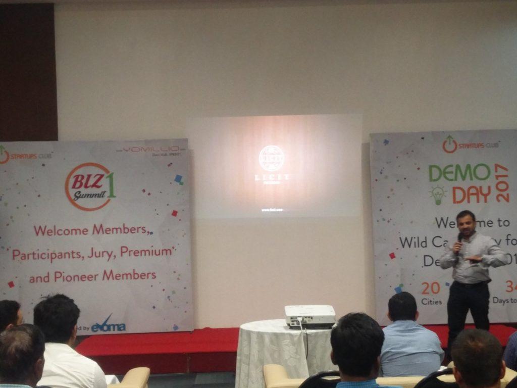 Licit-Go Legal at Evoma Biz Summit in Bangalore