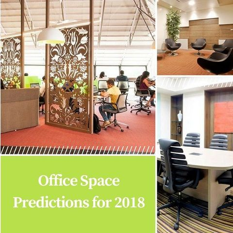 office space predictions 2018