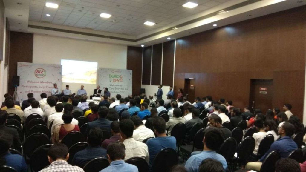 Full house at Evoma - Yomillio Biz Summit