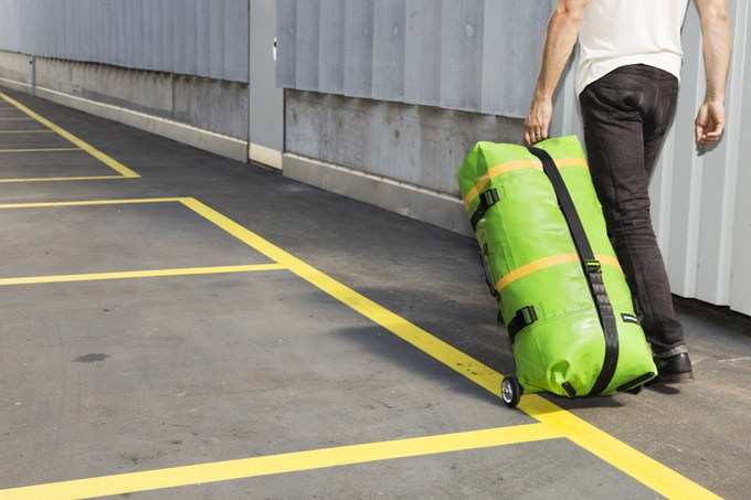 Zippelin FRIETAG travel bag