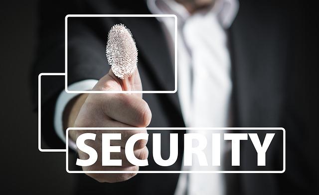 fingerprint data security