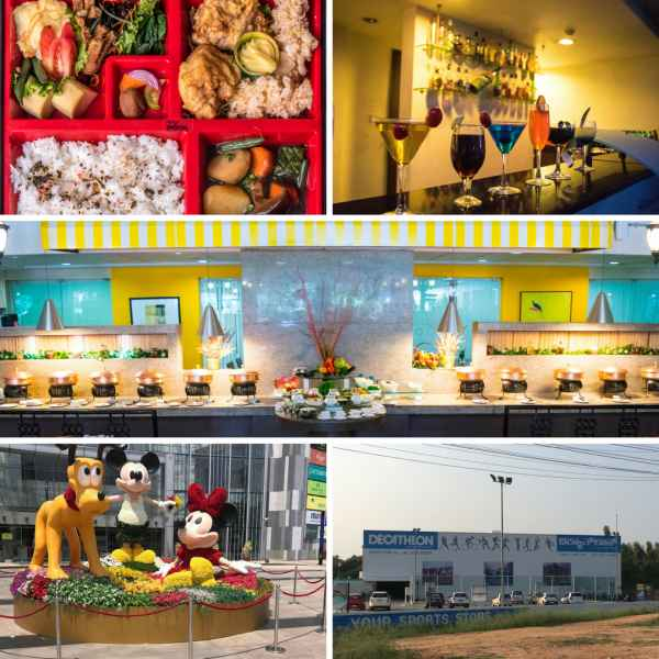 shopping, dining and entertainment in bangalore
