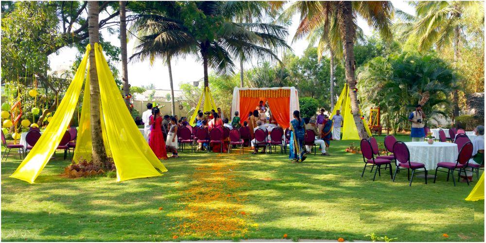 bangalore wedding venue evoma