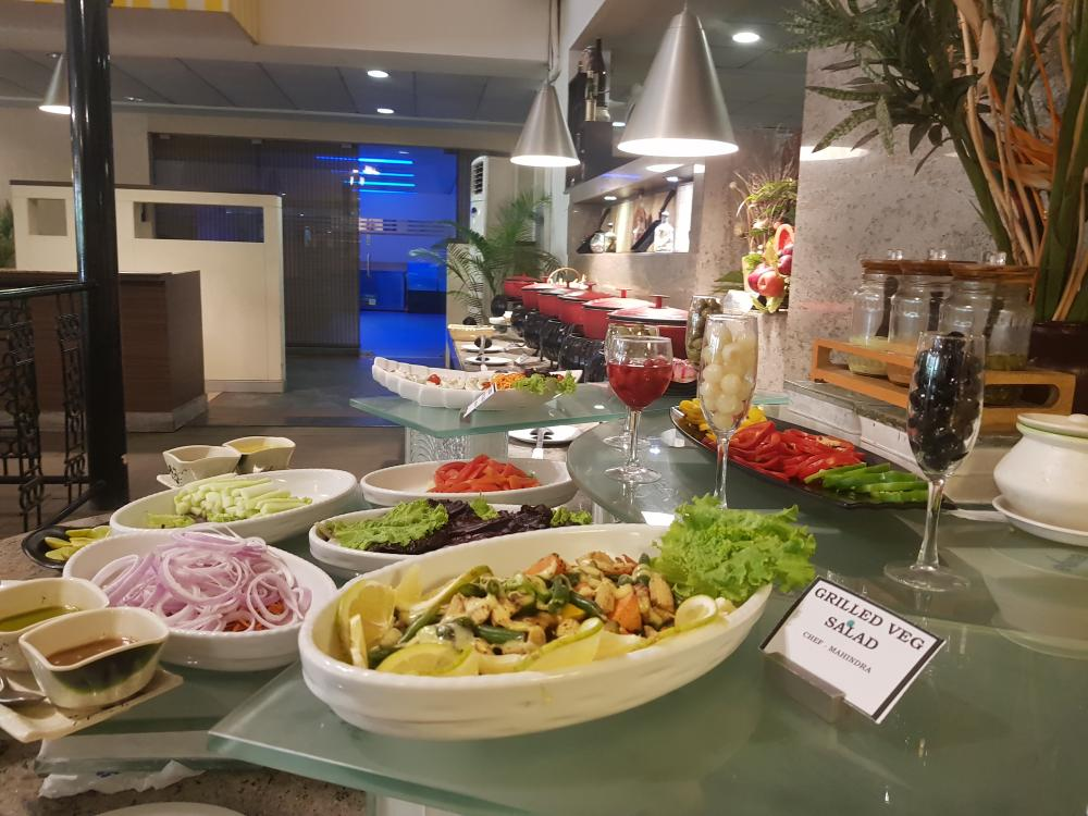 corporate catering for bangalore events and gala dinners