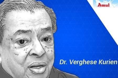 Dr Verghese Kurien