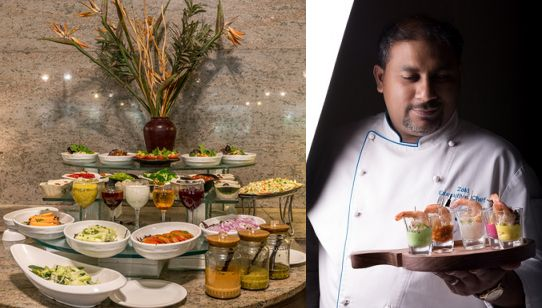 bangalore corporate catering