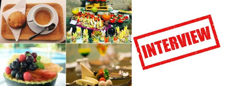 interview refreshments evoma bangalore corporate catering